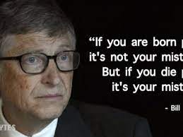 How To Become A Successful Person Like Bill Gates