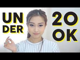 under 200k makeup challenge indonesia duration 8 42 min
