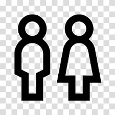 Gender Symbols Chart Blue Male Symbol Gender Symbol Female Gender Transparent