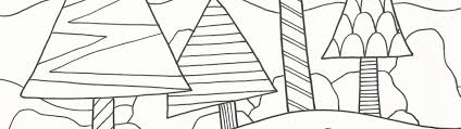 Small Picture winter wonderland coloring page TimyKids