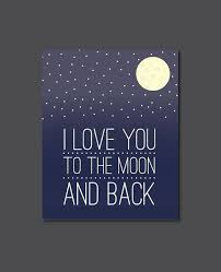 32 i love you to the moon and back wall art i love you to the moon and back 11 x 14 children 039 s swinkimorskie org
