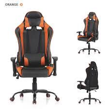 executive computer chair. IKayaa Ergonomic Racing Style Gaming Office Chair Swivel Executive Computer Bucket Seat W/ Recline