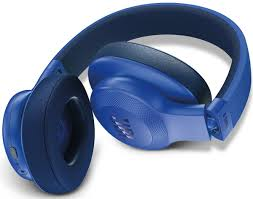jbl headphones wireless. jbl jble55btblu wireless over ear headphones jbl