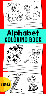 Get crafts, coloring pages, lessons, and more! Alphabet Coloring Book Totschooling Toddler Preschool Kindergarten Educational Printables