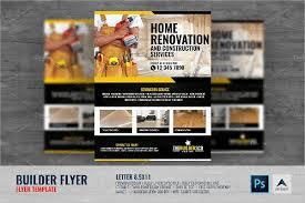 Services Flyer 31 Construction Flyer Templates Free Premium Download