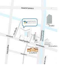 โรง พยาบาล ธนบุรี 1 แผนที่