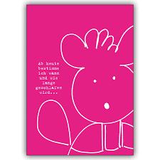 Fröhliche Babykarte Zur Geburt Eines Kleinen Mädchens Mit Bärchen