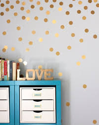 furniture contact paper. Contact Paper Furniture. Polka Dots Gold Circles Diy Project Craft Ideas Furniture Q T