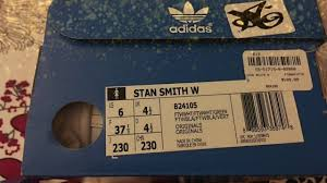 Adidas Stan Smith Youth Size Vs Women Size