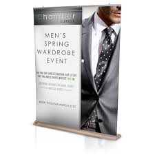 Suit Display Stands Magnificent How To Choose The Best Retractable Banner Stand PopUpBanner