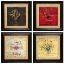 framed art set four piece wine framed wall art set cinema inside sets designs set of framed art set framed art sets wall