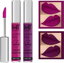 MI-FASHION - Lipsticks / Lips: Beauty - Amazon.in
