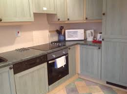 Kitchen Tidy Holiday Let In Broad Haven Puffin House Gets A Spring Clean
