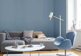 Edelmatte Wandfarben In Blau Alpina Feine Farben