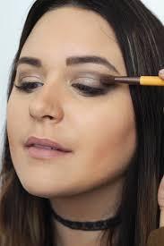 mash elle fall inspired makeup look smokey eye smokey eye makeup tutorial mash
