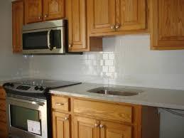 white kitchen subway backsplash ideas. Great White Kitchen With Subway Tile Backsplash Design Gallery Ideas