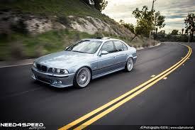 BMW 5 Series bmw 5 series bbs : Take a Walk Down Memory Lane with This Custom BMW E39 M5 ...