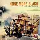 File Under Black album by None More Black