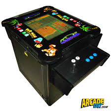 Cocktail Arcade Cabinet 1033 Games In 1 Cocktail Arcade Arcade Cart