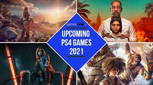 uping ps4 games for 2021 and beyond