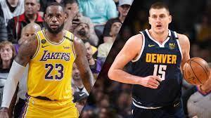 Denver Nuggets vs Lakers