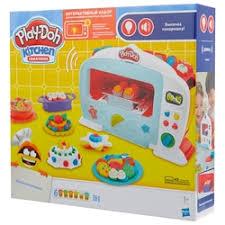 «Игровой набор <b>Hasbro Play</b>-<b>Doh</b> Чудо Печь B9740 ...