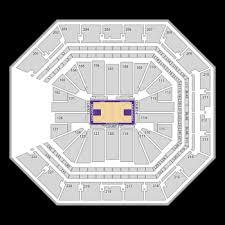 Sacramento Kings Stadium Seating Chart Sacramento Kings Seating Chart Map Seatgeek
