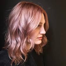 50 Top Notch Rose Gold Hair