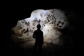 Live A Light On Traduzione Lincredibile Viaggio Fotografico Nella Grotta Dei Cervi