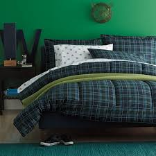green plaid comforter. Interesting Plaid Asher Plaid Comforter Collection With Green