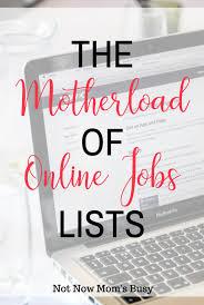 Interesting Jobs List Interesting Home Business Ideas Pinterest Work From