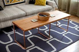 Small Picture copper coffee table nz The Room Looks Classic With Using Copper