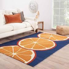 area rugs stunning orange and blue area rug burnt orange rug ikea navy rug with