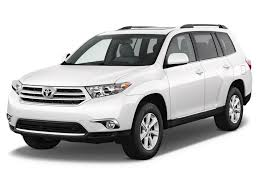 2012 Toyota Highlander Review, Ratings, Specs, Prices, and Photos ...