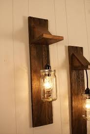 diy pallet mason jar chandelier light fixture awesome lighting idea to give a try build diy mason jar chandelier