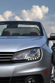2012 VW EOS Headlight with LED running lights - | EuroCar News