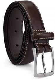 Steve Madden Big Boys Belt For Kids Brown Medium