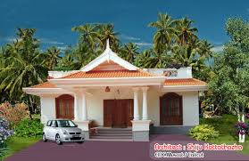Small Picture Simple Kerala style Home design at 1155 sqft