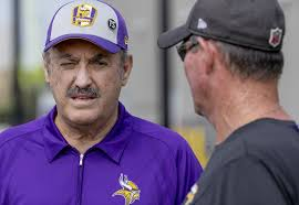 Zygi Wilf wants return on Vikings investments. 'I expect to be in the  playoffs'   Star Tribune