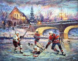 hard ice ottawa senators montreal canadians hockey art prints for good luck on canadian artist wall art with hard ice ottawa senators hockey montreal canadians art prints