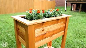 diy planter box instructions remember you can get the raised planter box plans for your own raised planter box build let me know if you make it