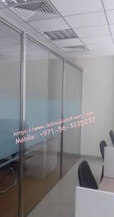 dubai office glass fix