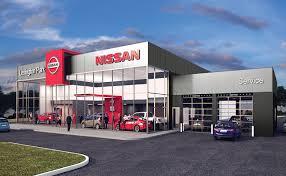 Nissan Dealership  Brandchannel