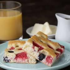 sheet pan cake recipe mixed berry sheet pan pancakes recipe by tasty