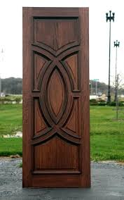 modern single door designs for houses. Single Front Door Designs Mahogany Arched  Panels . Modern For Houses O