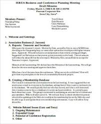 28+ Agenda Samples In Word | Sample Templates
