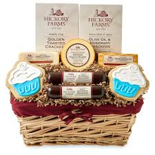 hickory farms gift baskets near me s amazon