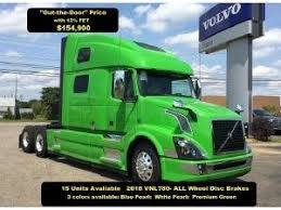 2018 volvo 780 for sale. contemporary 780 2018 volvo vnl64t780 conventional  sleeper truck canton oh 123334263  commercialtrucktradercom throughout volvo 780 for sale