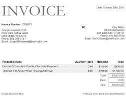 Free Word Invoice Templates Free Microsoft Word Invoice Template Free Business Template Nurul Amal