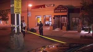 2 Men Shot At Brooklyn Steakhouse  New Yorku0027s PIX11  WPIXTVLiving Room Brooklyn Lounge